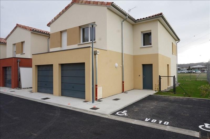 Vente maison / villa Portet sur garonne 269900€ - Photo 1