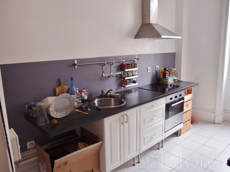 Sale apartment Cremieu 159 000€ - Picture 2