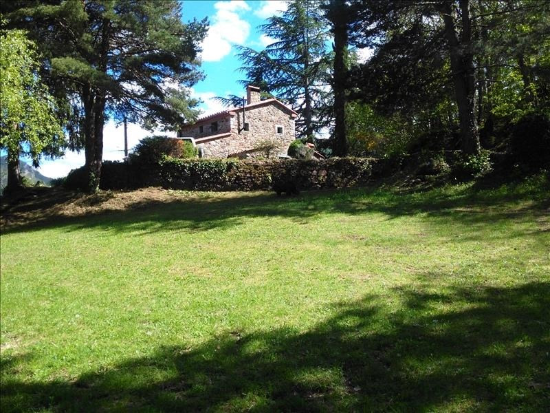Vente maison / villa Serralongue 390000€ - Photo 1