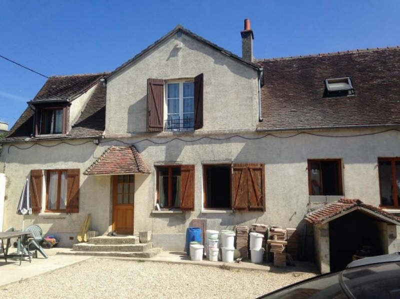 Vente maison / villa Meru 185000€ - Photo 1