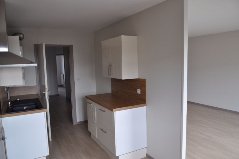 Sale apartment Rouen 136 500€ - Picture 1