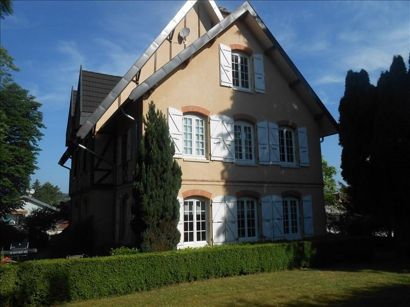 Vente de prestige maison / villa Oyonnax 565000€ - Photo 1