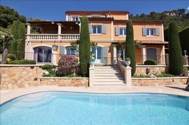 Vente de prestige maison / villa Cabris 1340000€ - Photo 4