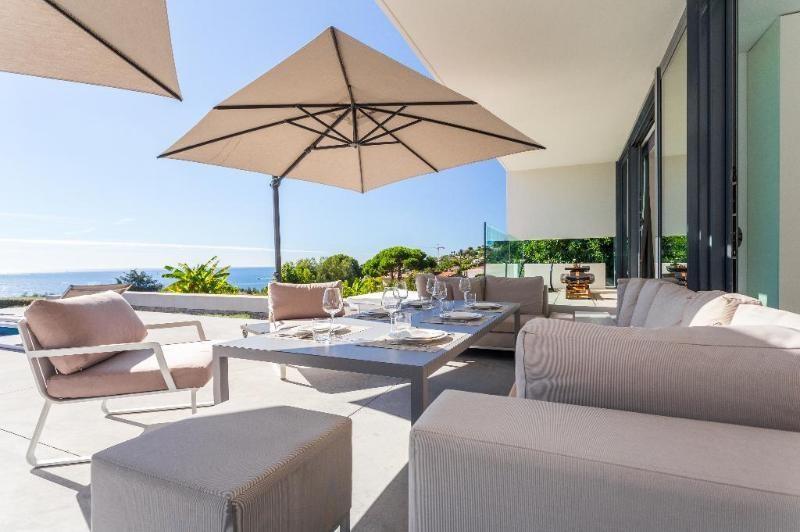 Verhuren vakantie  huis Le golfe juan 7500€ - Foto 9