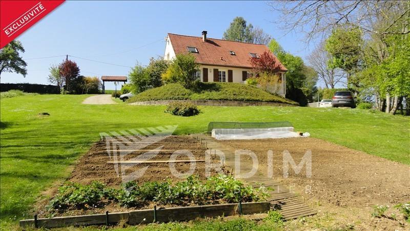 Sale house / villa Pourrain 193475€ - Picture 1