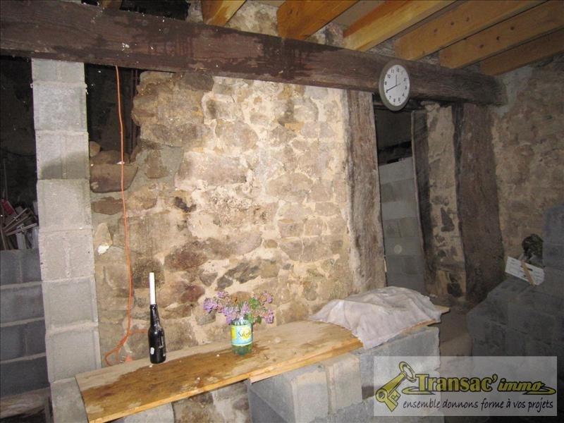 Vente maison / villa Escoutoux 21000€ - Photo 3