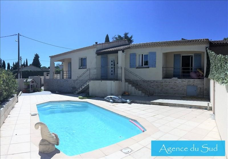 Vente maison / villa Carnoux en provence 435000€ - Photo 3