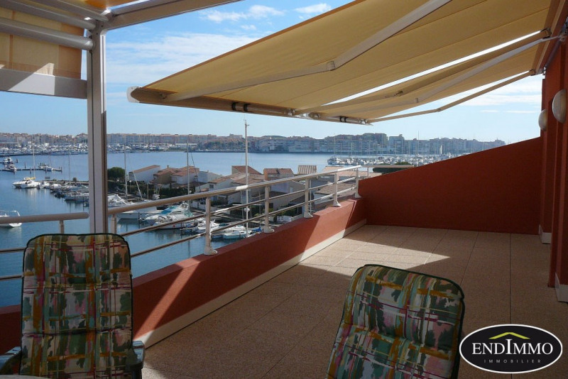 Deluxe sale apartment Agde 795000€ - Picture 8