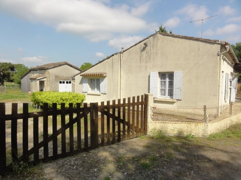 Sale house / villa Bedenac 85 000€ - Picture 2