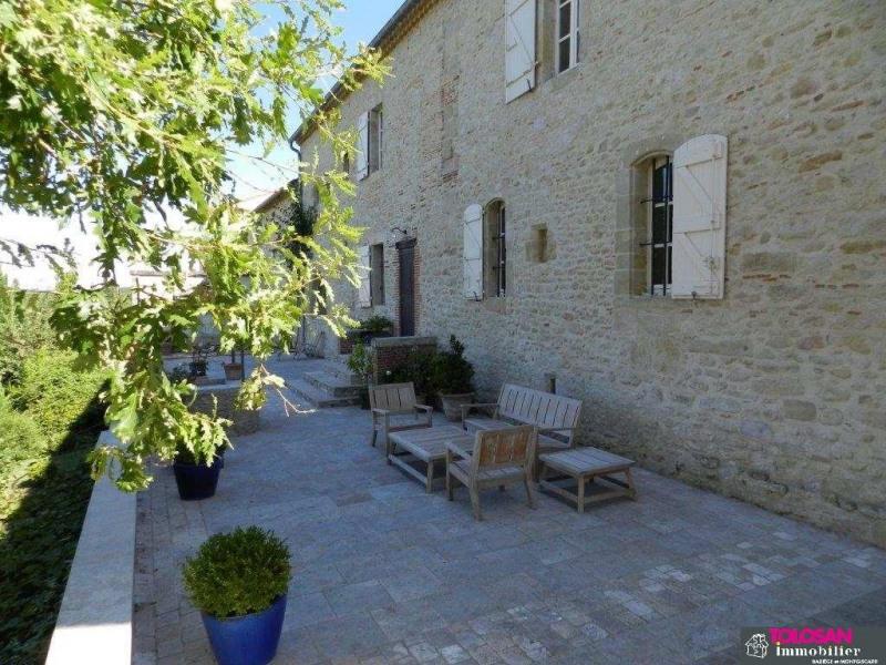 Deluxe sale house / villa Villefranche de lauragais secteur 676000€ - Picture 3