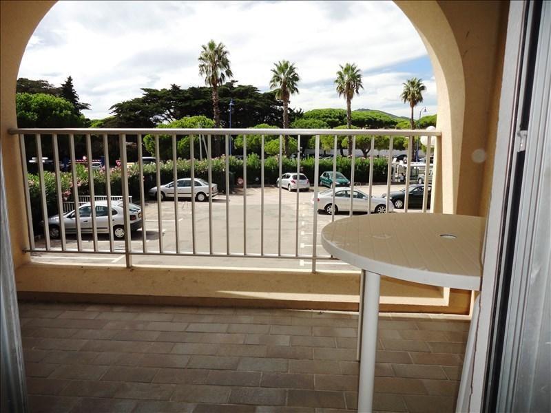 Verhuren  appartement Hyeres 450€ CC - Foto 5