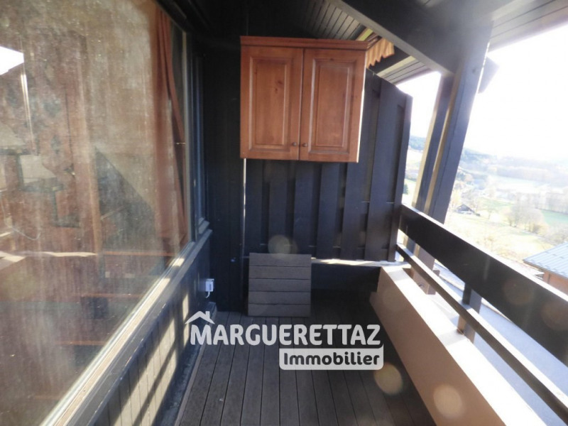 Vente appartement Bogève 88 000€ - Photo 12