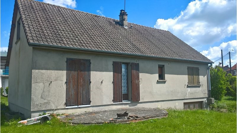 Vente maison / villa Secteur gamaches 126000€ - Photo 6