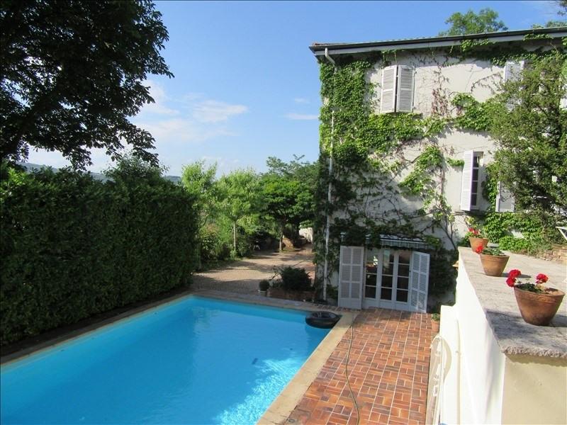Verkauf von luxusobjekt haus Vienne 659000€ - Fotografie 1