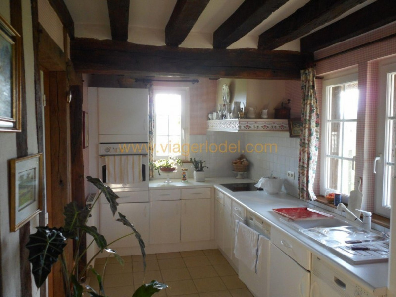 Life annuity house / villa Martainville 190800€ - Picture 10