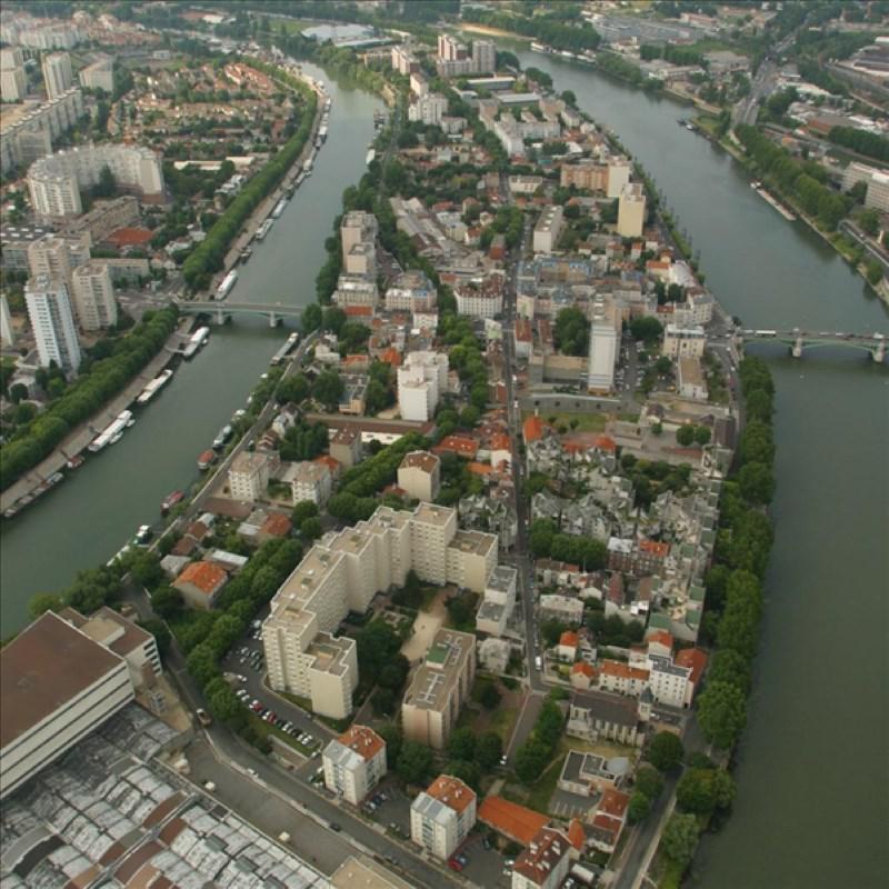 Sale apartment L ile st denis 117000€ - Picture 1