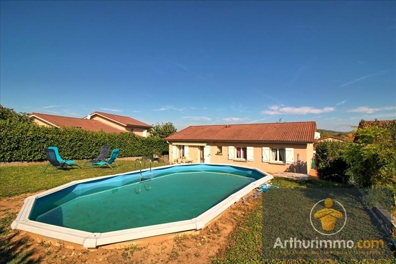 Vente maison / villa L'isle d'abeau 249900€ - Photo 1