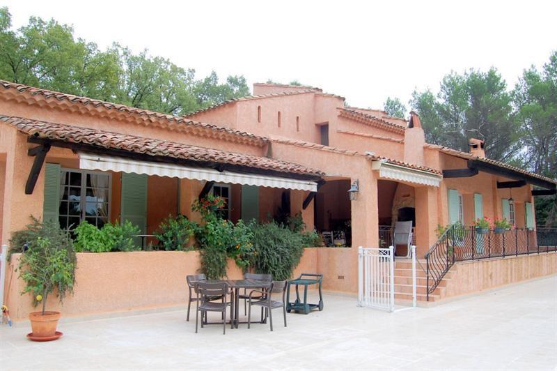 Vente de prestige maison / villa Bagnols en forêt 655000€ - Photo 3