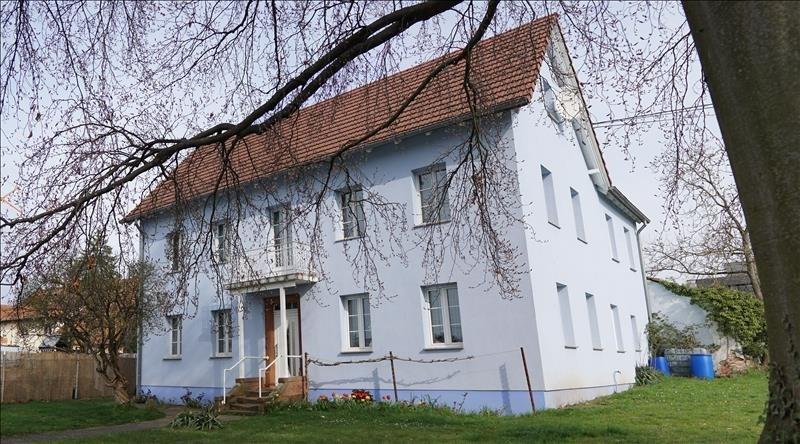 Vente maison / villa Wissembourg 298000€ - Photo 1