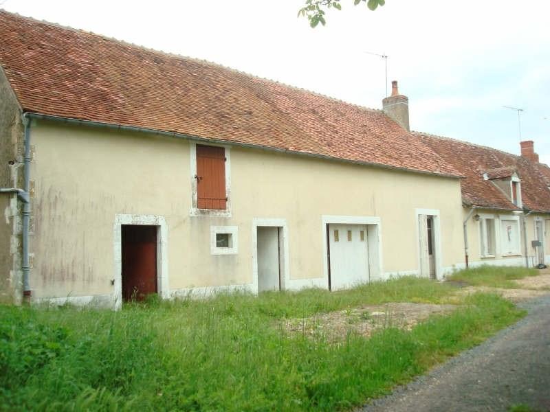 Sale house / villa Germigny l exempt 50000€ - Picture 2