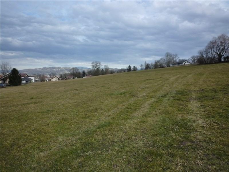 Vendita terreno Rumilly 120000€ - Fotografia 1