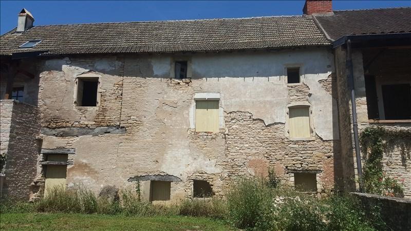 Vente maison / villa La chapelle sous brancion 46000€ - Photo 1