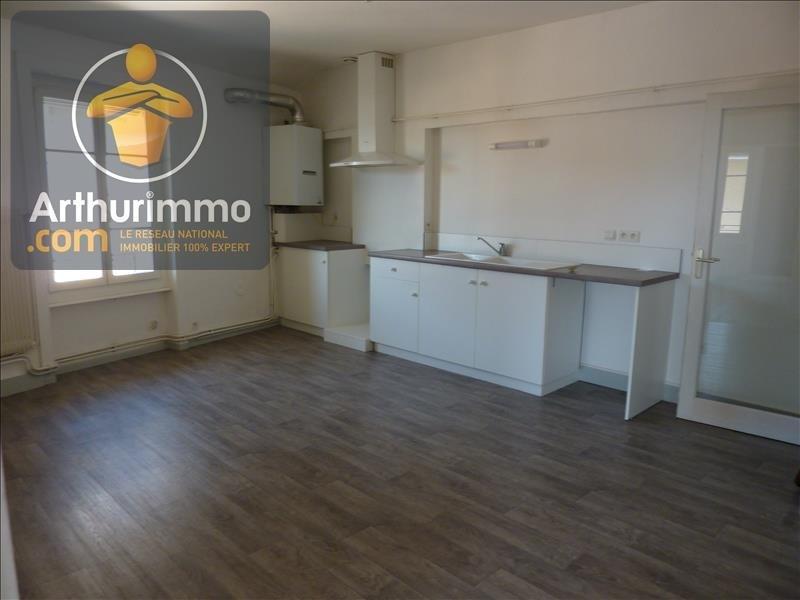 Rental apartment St galmier 420€ CC - Picture 6