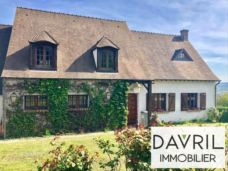 Vente maison / villa Andresy 505000€ - Photo 9