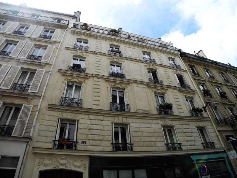 Vente appartement Paris 17ème 105000€ - Photo 1