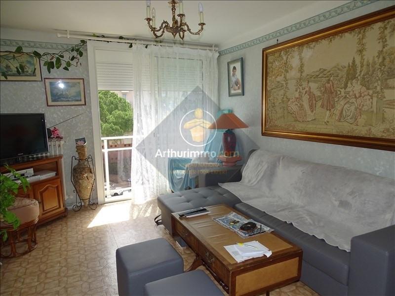 Vente appartement Sete 105000€ - Photo 1