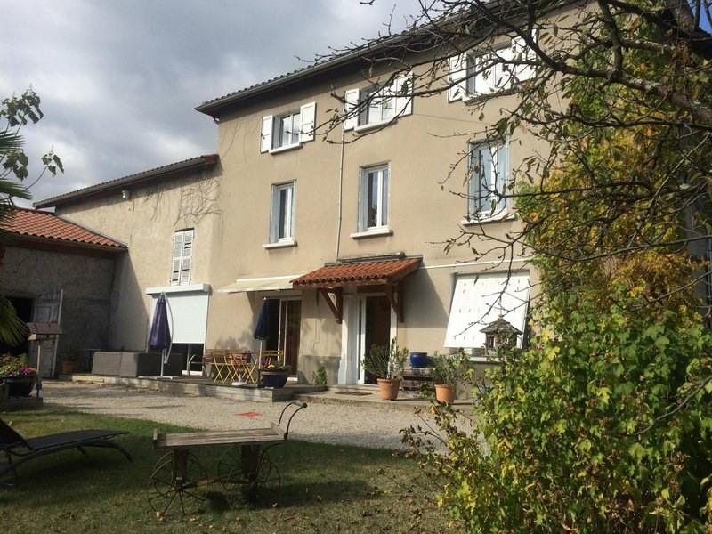 Vente maison / villa Saint-maurice-l'exil 345000€ - Photo 9