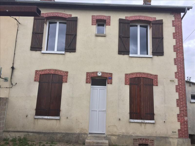 Vente maison / villa Mezidon canon 89380€ - Photo 1