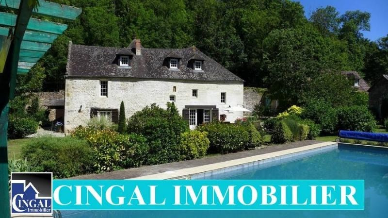 Vente de prestige maison / villa May sur orne 625000€ - Photo 1