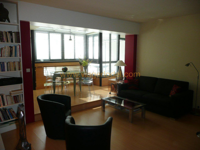 Vitalicio  apartamento Paris 16ème 870000€ - Fotografía 2