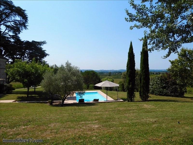 Deluxe sale house / villa Castelmoron sur lot 535000€ - Picture 15