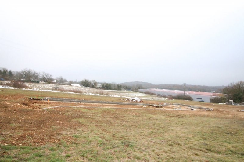 Vente terrain Morestel 75000€ - Photo 1