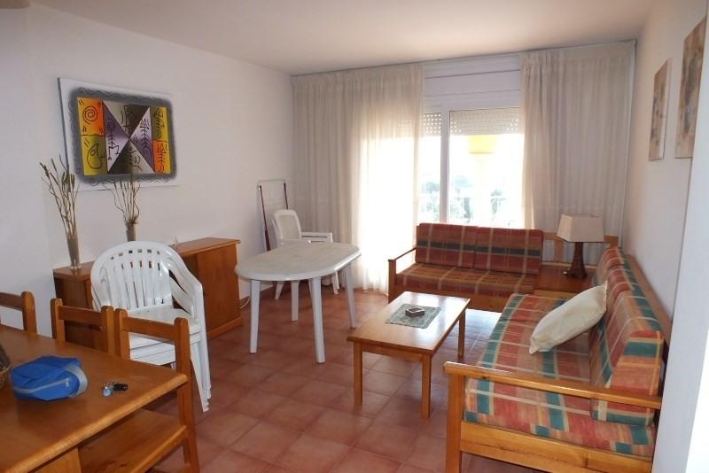 Location vacances appartement Roses santa-margarita 392€ - Photo 11