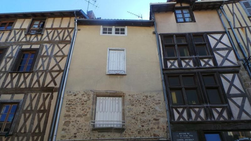 Vente maison / villa Limoges 139 000€ - Photo 1