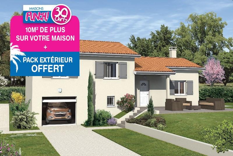Maison  5 pièces + Terrain 404 m² Misérieux par Primareve