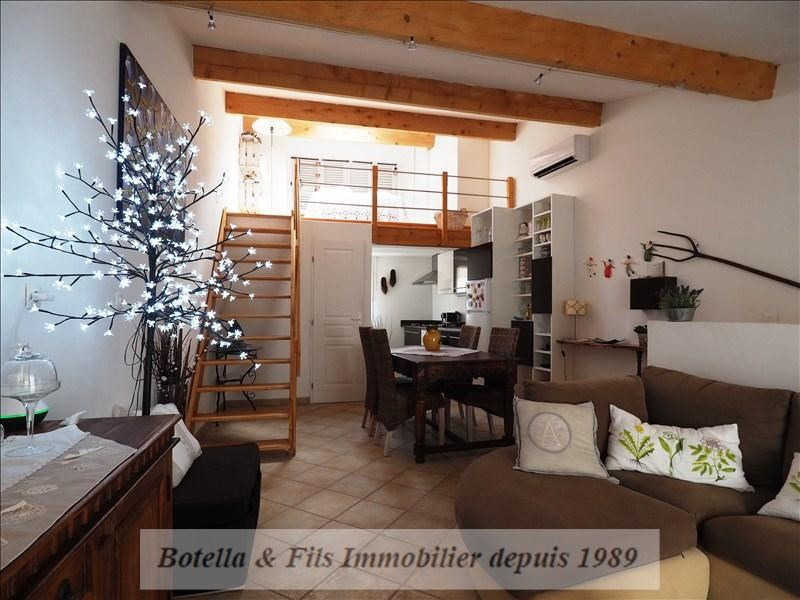 Sale apartment Uzes 139000€ - Picture 1