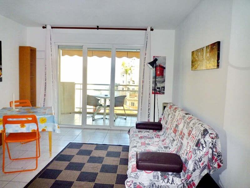 Rental apartment Nice 553€ CC - Picture 1