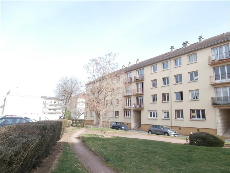 Sale apartment Caen 86000€ - Picture 1
