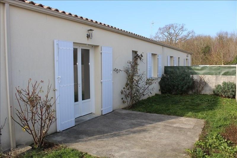 Sale house / villa St vivien 184450€ - Picture 1