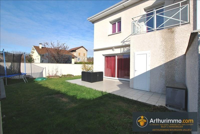 Vente maison / villa Bourgoin jallieu 229000€ - Photo 7
