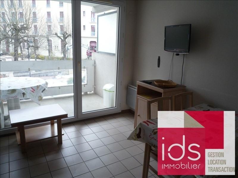 Rental apartment Allevard 500€ CC - Picture 4
