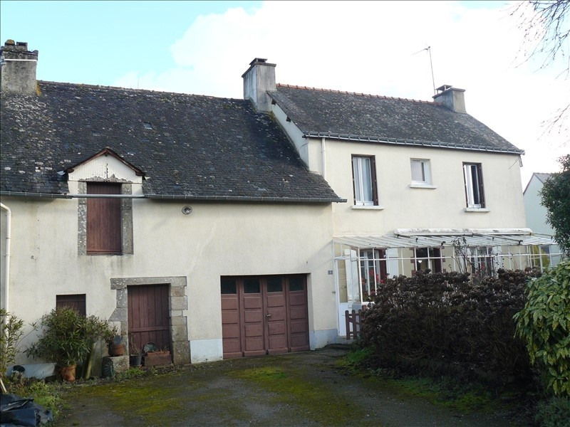Sale house / villa Josselin 69 500€ - Picture 2