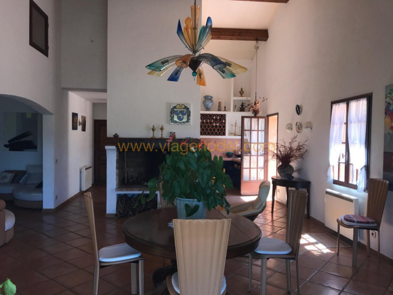 Life annuity house / villa Correns 450000€ - Picture 8