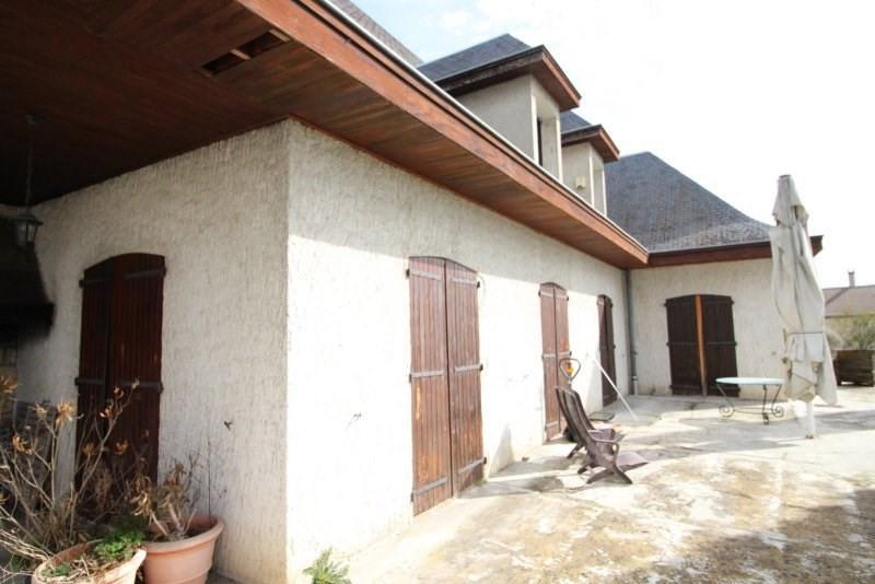 Vente maison / villa Les avenieres 316000€ - Photo 8