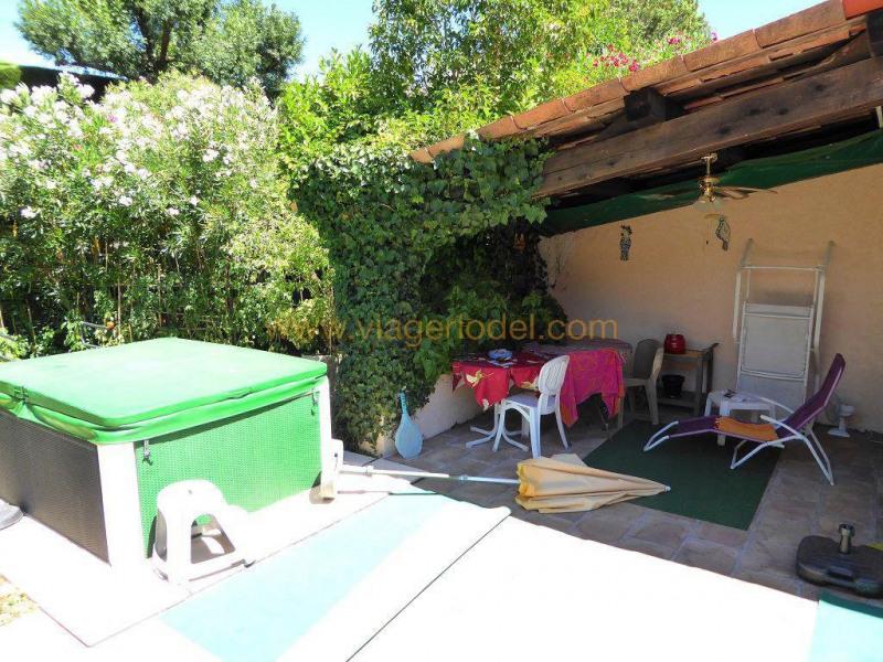 Vendita nell' vitalizio di vita casa Auribeau-sur-siagne 36000€ - Fotografia 14