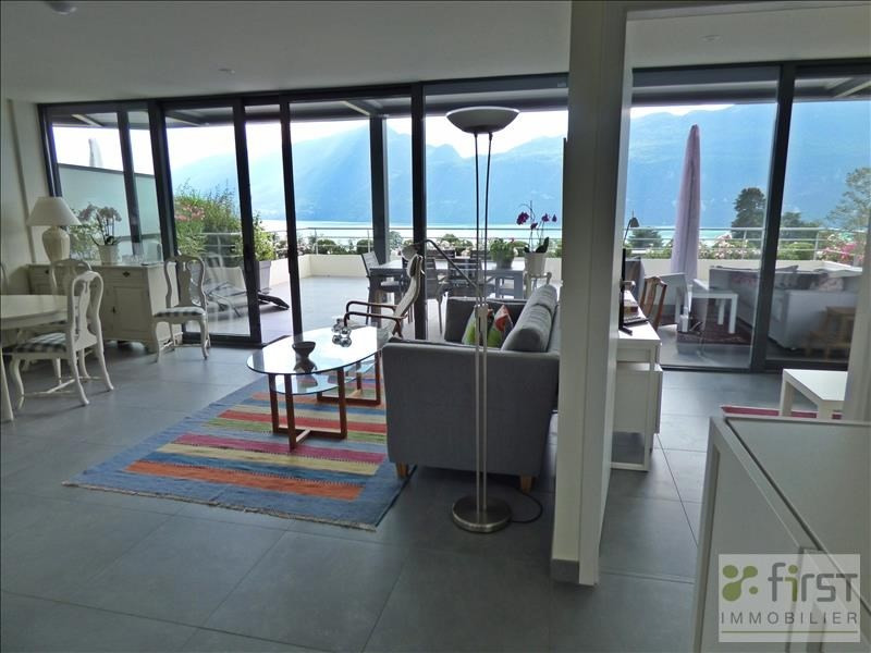 Vente appartement Brison st innocent 549 000€ - Photo 2